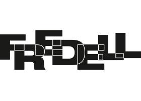 Fredell programmiert Logo