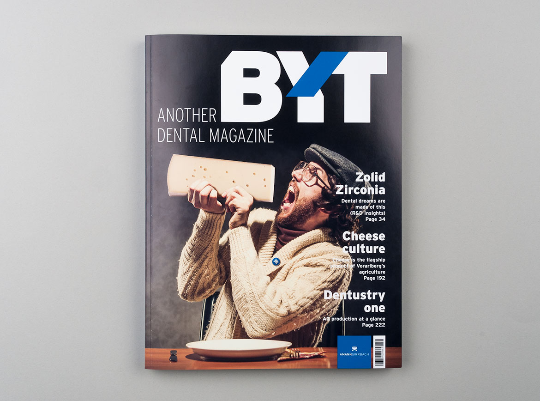 Titelblatt des BYT Magazins