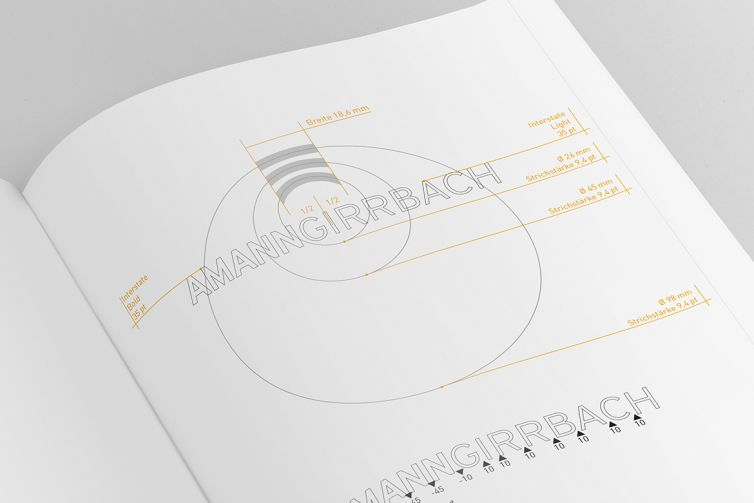 Amann Girrbach Corporate Design