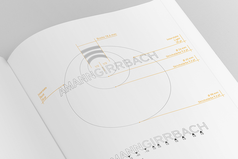 Amann Girrbach Corporate Design