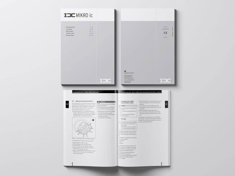 IDC Bedienungsanleitung