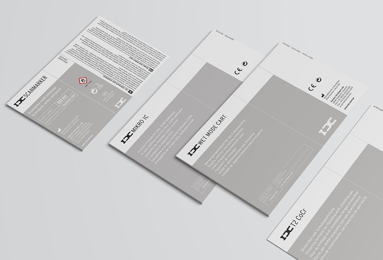 IDC Etiketten
