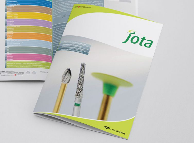 Jota AG Rotary Instruments Folder