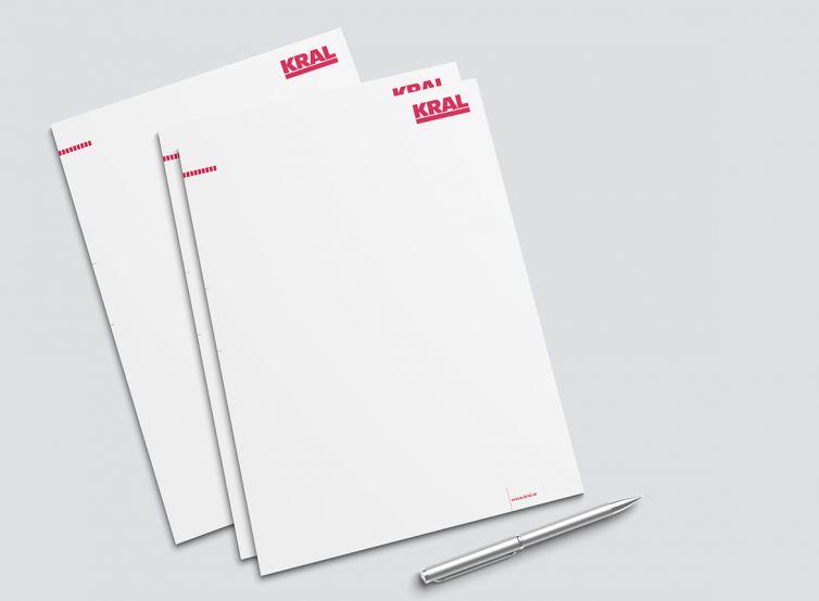 Kral AG Briefpapier