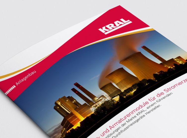 Kral AG Folder