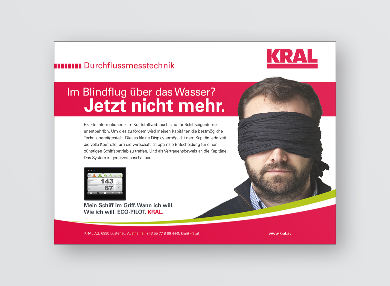 Kral AG Inserat