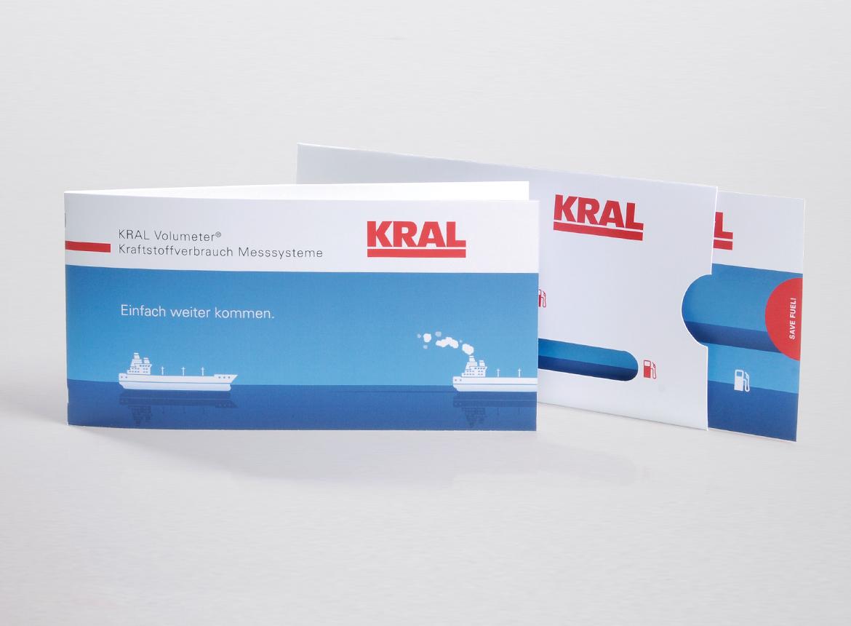 Kral AG Mailing