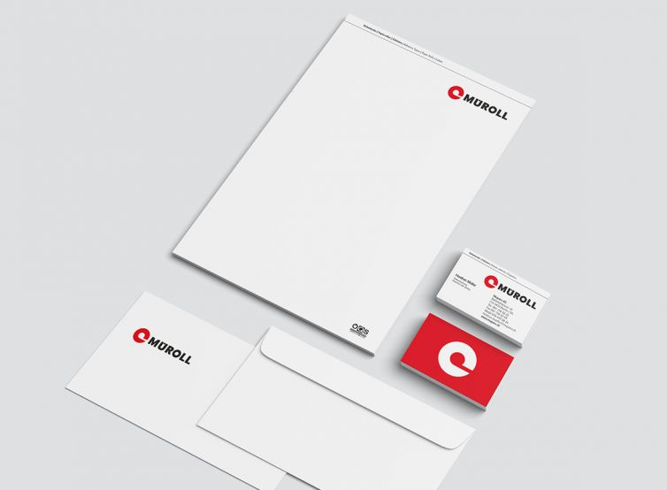 Müroll GmbH Briefpapier