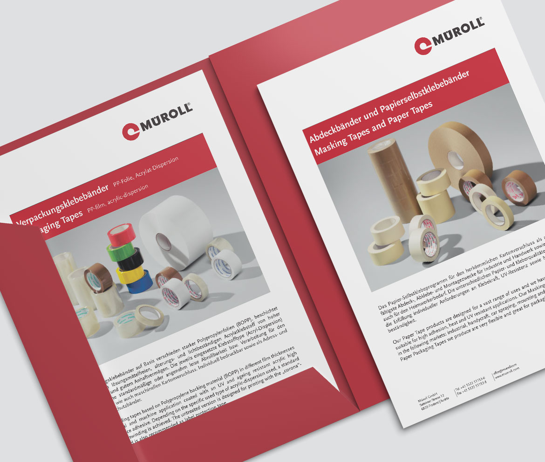 Müroll GmbH Produktblätter