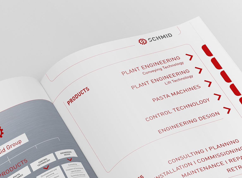 Schmid Group Imagebroschüre