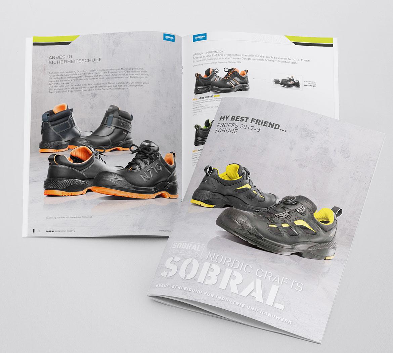 Sobral Folder Schuhe