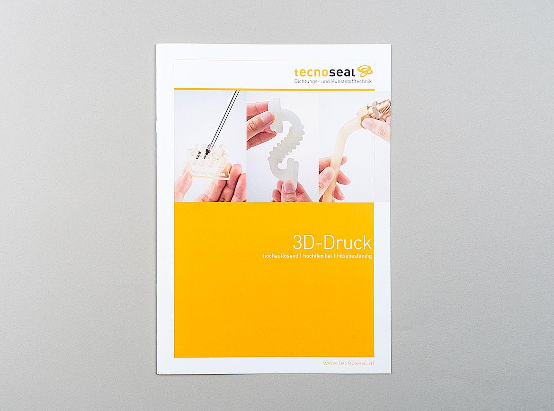 3D Druck Folder Titelblatt