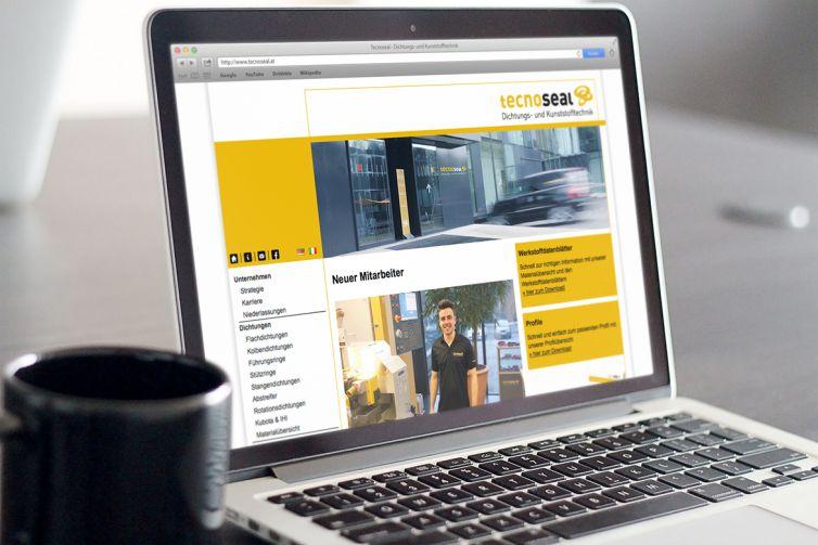 tecnoseal website