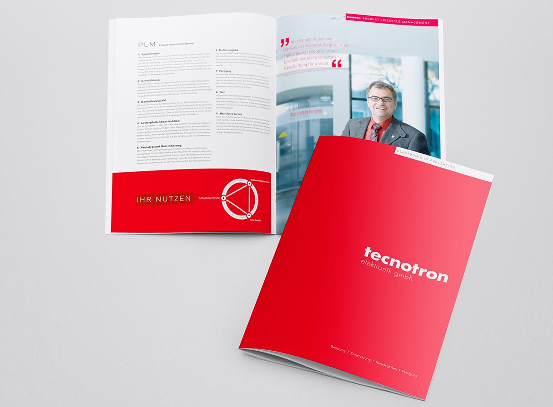 Tecnotron Elektronik GmbH Broschüre