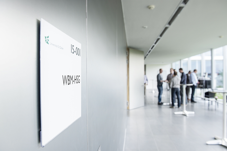 Uni St. Gallen Fotografie