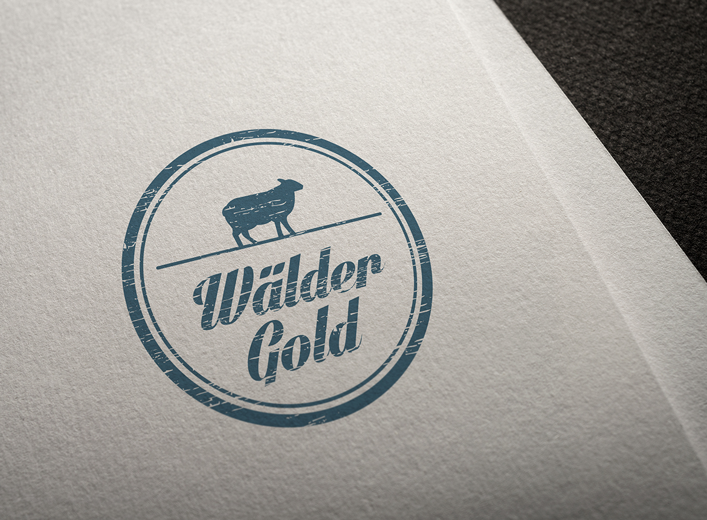 Wäldergold Käse Logo