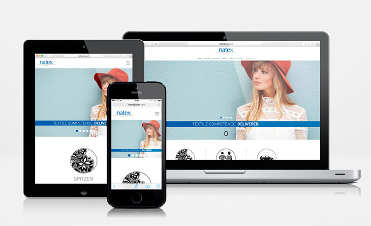 Natex Group Website