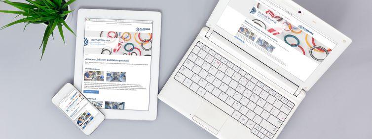 KLINGER tecnoseal Website