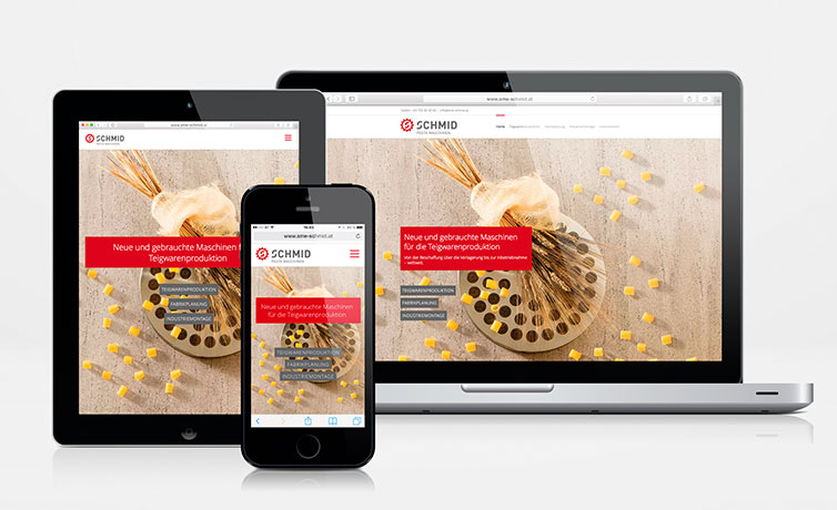 SME Schmid Website